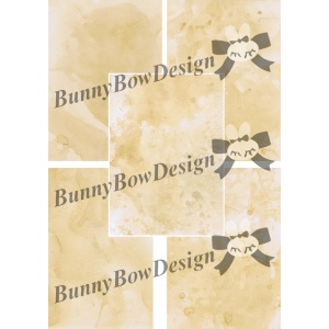 25 Digital Coffee Stained Background Papers - BB135 A4 and US Letter Size
