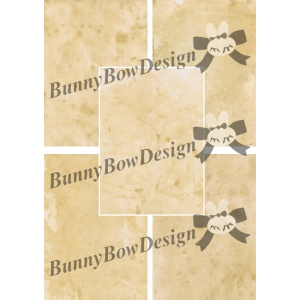 Digital Coffee Stained Background Papers - BB138 Letter Size