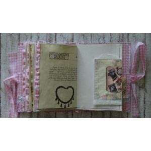 Mini Journal PinkKaro I